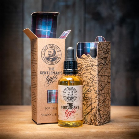 Captain Fawcett's Whisky Beard Oil 50ml