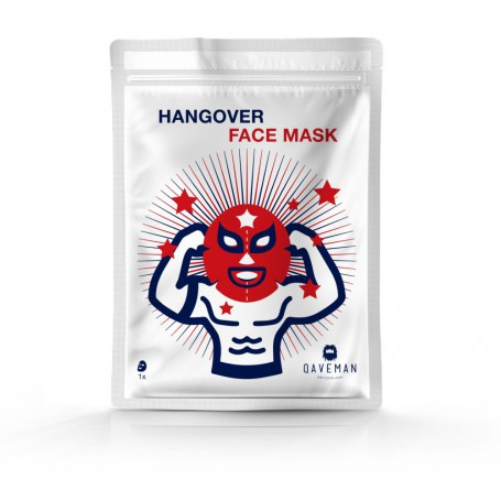 Hangover Face Mask