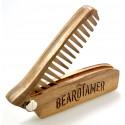 Beardtamer Folding Comb