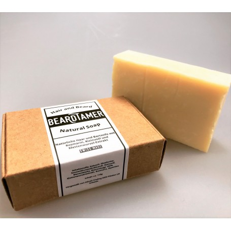 Beardtamer Natural Soap