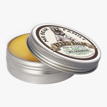 Mr. Bear Family Beard Balm Wilderness