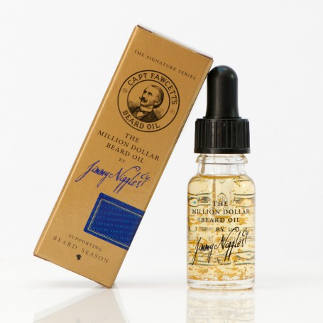 Captain Fawcett Million Dollar Beard Oil by Jimmy Niggles 10ml