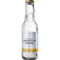 Swiss Mountain Spring Tonic Water Classic 20cl