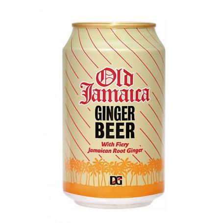 Old Jamaica Ginger Beer 33cl