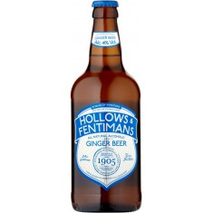Hollows and Fentimans Ginger Beer 50cl