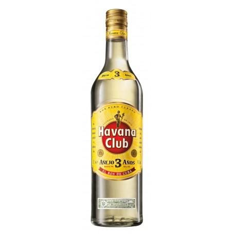 Havana Club Anejo 3 Anos  70cl