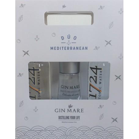 Gin Mare und 1724 Tonic Water Set