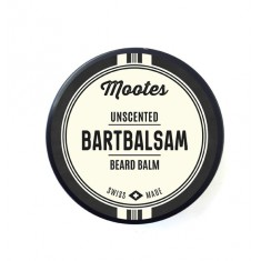 Mootes Bartbalsam Unscented