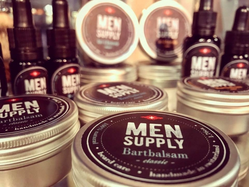 Men Supply Bartpflege Produkte